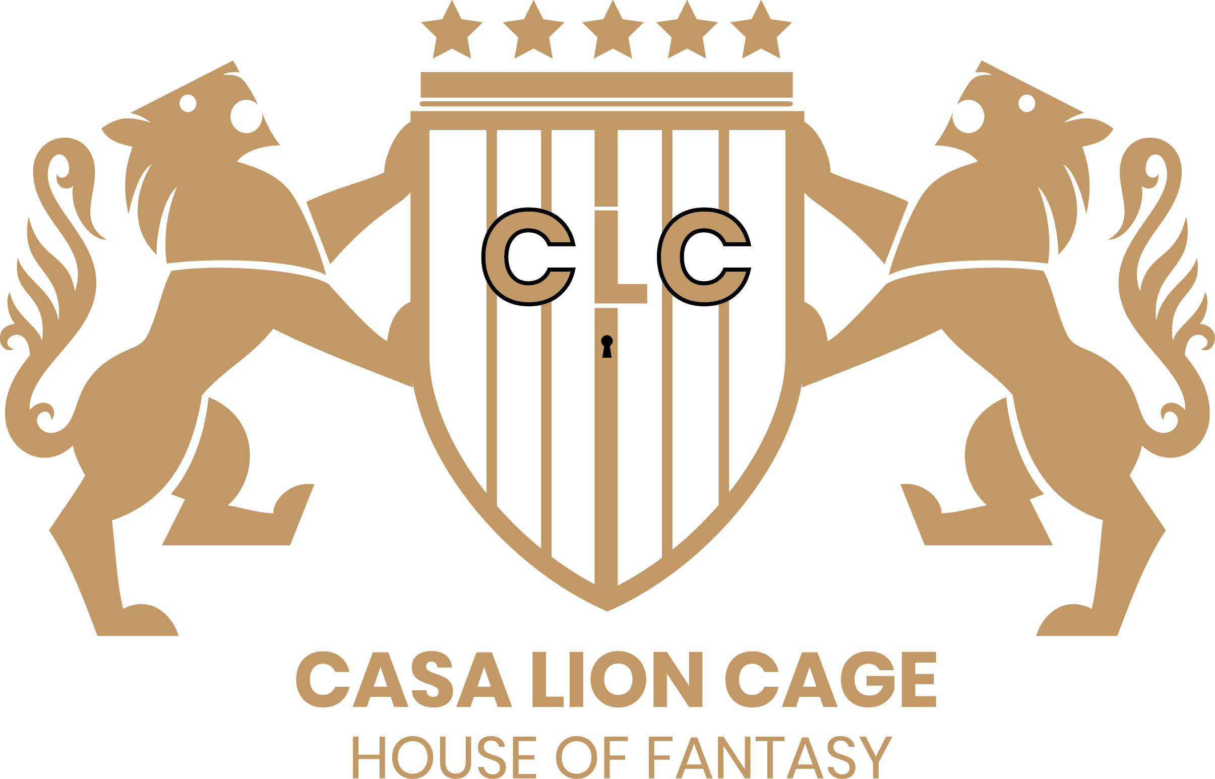 Casa Lion Cage – House of Fantasy