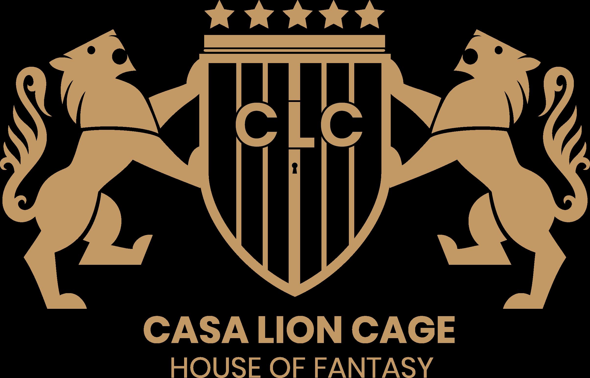 Casa Lion Cage – House of Fantasy